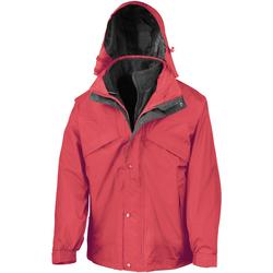 Textiel Heren Windjacken Result R68X Rood