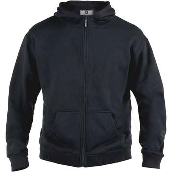 Textiel Heren Sweaters / Sweatshirts Duke Hooded Zwart