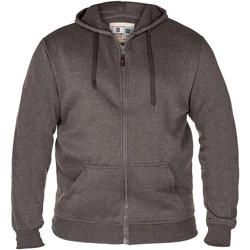Textiel Heren Sweaters / Sweatshirts Duke Hooded Grijs