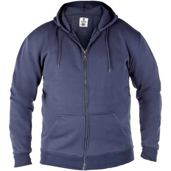 Textiel Heren Sweaters / Sweatshirts Duke Hooded Marine