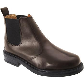 Schoenen Heren Laarzen Roamers Gusset Bruin