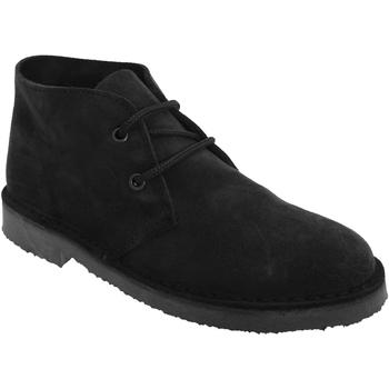 Schoenen Laarzen Roamers Desert Zwart