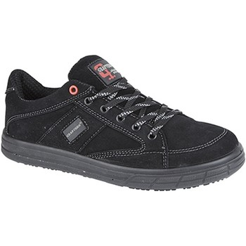 Schoenen Heren Lage sneakers Grafters  Zwart