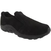 Schoenen Dames Instappers Pdq Casual Zwart