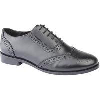 Schoenen Dames Klassiek Cipriata Oxford Zwart