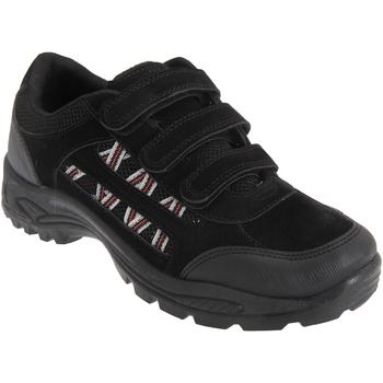 Schoenen Heren Lage sneakers Dek Ascend Zwart
