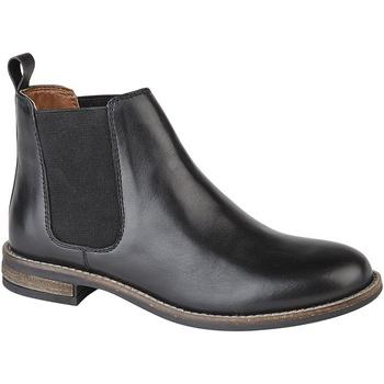 Schoenen Dames Laarzen Cipriata Gusset Zwart