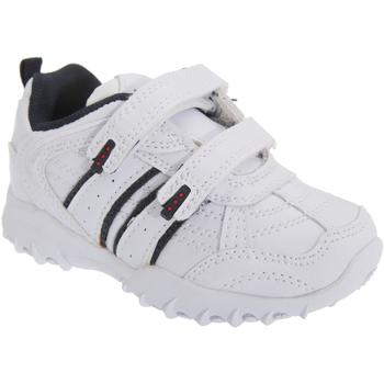 Schoenen Kinderen Lage sneakers Dek Fusion II Wit