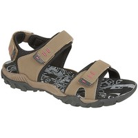Schoenen Dames Outdoorsandalen Pdq Toggle & Touch Taupe