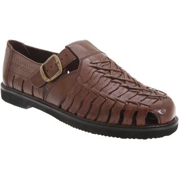 Schoenen Heren Sandalen / Open schoenen Scimitar  Bruin