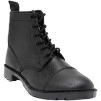 Schoenen Heren Laarzen Grafters Grain Zwart