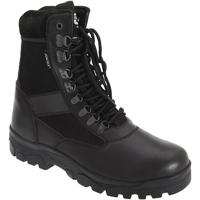 Schoenen Heren veiligheidsschoenen Grafters Combat Zwart