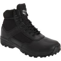Schoenen Heren Laarzen Grafters Combat Zwart