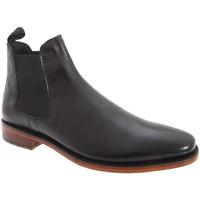 Schoenen Heren Laarzen Kensington Classics Chelsea Zwart