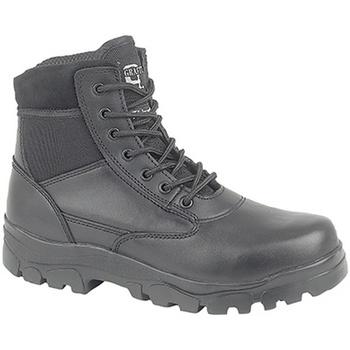 Schoenen Heren Laarzen Grafters Sherman Zwart