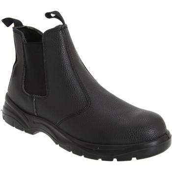 Schoenen Heren Laarzen Grafters  Zwart