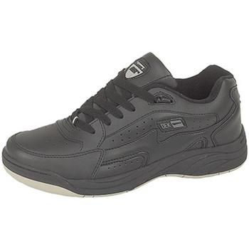 Schoenen Heren Lage sneakers Dek Orleans Zwart