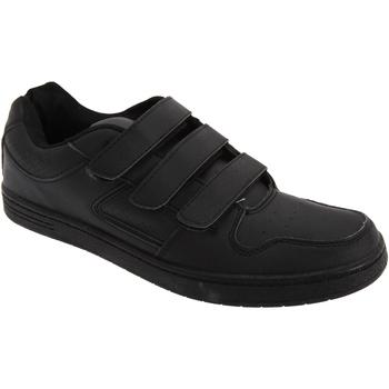 Schoenen Heren Lage sneakers Dek Charing Cross Zwart