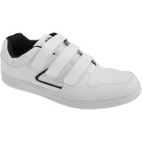Schoenen Heren Lage sneakers Dek Charing Cross Wit