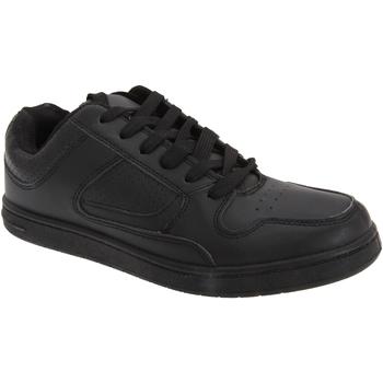 Schoenen Heren Lage sneakers Dek Euston Zwart