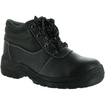 Schoenen Dames Veiligheidsschoenen Centek FS330 Zwart