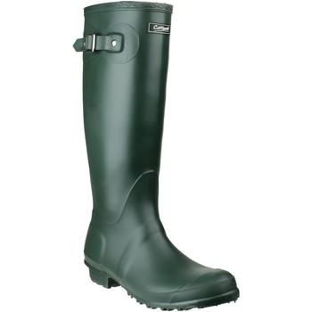 Schoenen Dames Regenlaarzen Cotswold Sandringham Groen