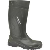 Schoenen Heren Regenlaarzen Dunlop D760933 Groen