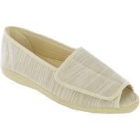 Schoenen Dames Sandalen / Open schoenen Mirak Quimper Beige