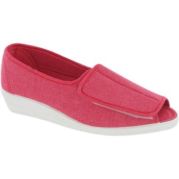 Schoenen Dames Sandalen / Open schoenen Mirak Quimper Rood