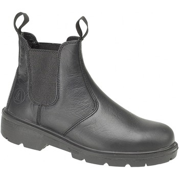 Schoenen Laarzen Amblers FS116 (BLACK) Zwart