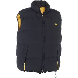 Textiel Heren Vesten / Cardigans Caterpillar Insulated Zwart