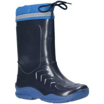 Schoenen Jongens Regenlaarzen Mirak SPLASH KIDS BOOT Blauw