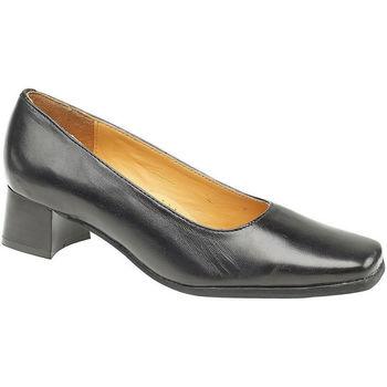 Schoenen Dames pumps Amblers Walford Zwart