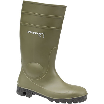 Schoenen Regenlaarzen Dunlop FS1700/142VP Groen