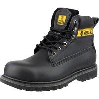 Schoenen Heren Veiligheidsschoenen Amblers FS9 Zwart