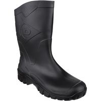Schoenen Heren Regenlaarzen Dunlop  Zwart