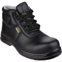 Schoenen Heren veiligheidsschoenen Amblers FS663 Safety ESD Boots Zwart