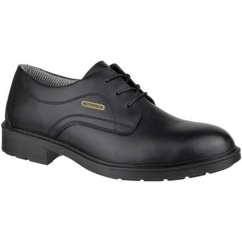 Schoenen Heren Derby Amblers FS62 Waterproof Safety Shoes Zwart