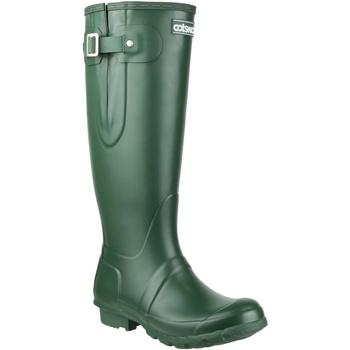 Schoenen Regenlaarzen Cotswold Windsor Groen