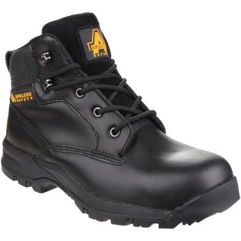 Schoenen Dames veiligheidsschoenen Amblers  Zwart