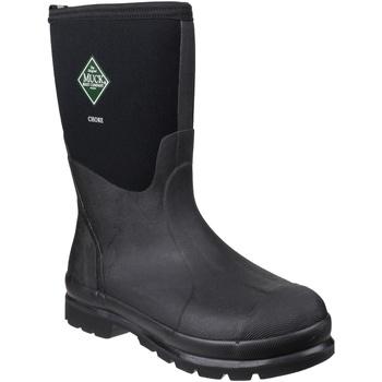 Schoenen Regenlaarzen Muck Boots Classic Zwart