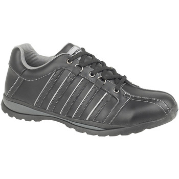 Schoenen Heren veiligheidsschoenen Amblers FS50 Safety Zwart