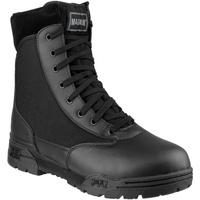 Schoenen Heren veiligheidsschoenen Magnum Classic Zwart