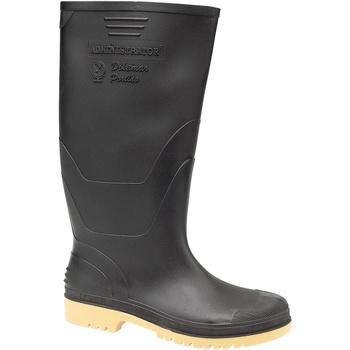 Schoenen Heren Regenlaarzen Dikamar Administrator Wellington Zwart