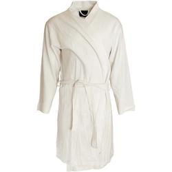 Textiel Heren Pyjama's / nachthemden Foxbury Waffle Wit