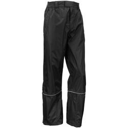 Textiel Heren Trainingsbroeken Result Performance Zwart