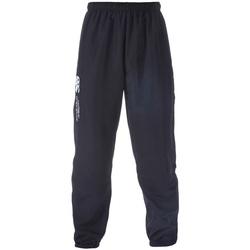 Textiel Heren Trainingsbroeken Canterbury Cuffed Zwart