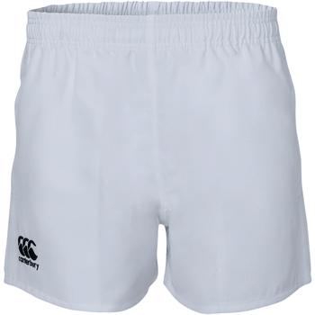 Textiel Heren Korte broeken / Bermuda's Canterbury Professional Wit