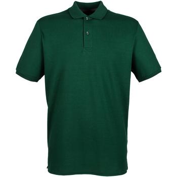 Textiel Heren Polo's korte mouwen Henbury HB101 Fles