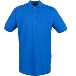 Textiel Heren Polo's korte mouwen Henbury HB101 Koninklijk